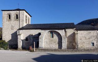Iglesia de Santa Marina - Balboa