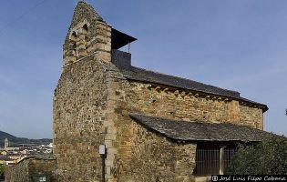 Iglesia de Santa María de Vizbayo - Otero de Ponferrada