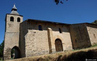 Iglesia de San Martín - Salas de los Barrios