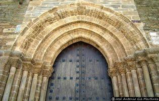 Puerta del Perdón - Villafranca del Bierzo