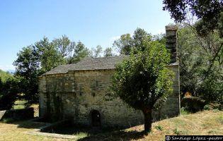 Iglesia San Juan de San Fiz - Villafranca del Bierzo