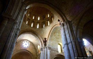 Interior Colegiata de Santa María la Mayor