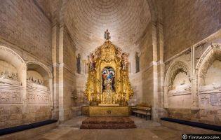 Capilla Mayor - Colegiata de Santa María la Mayor