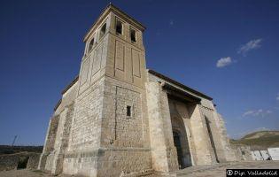 Iglesia de Olivares de Duero