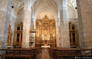 Iglesia de Villabáñez