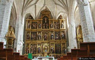 Iglesia de Tudela de Duero