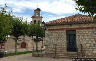 Iglesia de Cardeñajimeno