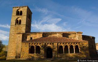 Iglesia de Jaramillo de la Fuente