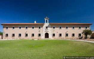 Monasterio de Villamayor de los Montes