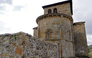 Iglesia románica de San Andrés - Tabliega