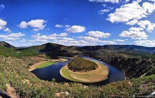 Ruta de los Meandros del Río Alagón