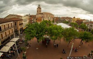 Plaza Mayor - Medina del Campo