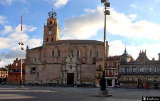Colegiata de San Antolín - Medina del Campo
