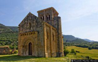 Iglesia de San Pedro de Tejada - Puente Arenas