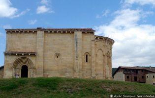 Ermita románica de la Purisima Concepción - San  Vicentejo