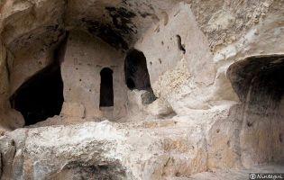 Cuevas eremíticas - Condado de Treviño