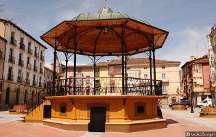 Plaza de España Miranda de Ebro