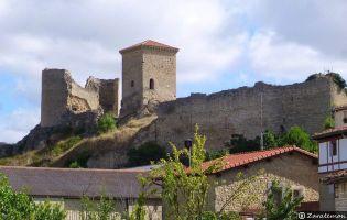 Castillo de Santa Gadea del Cid