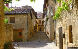 Casas medievales Santa Gadea del Cid