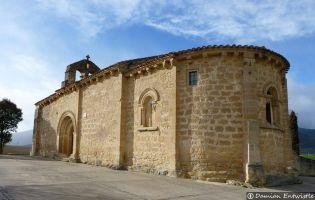 Ermita románica de la Virgen de las Eras