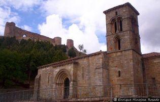 Castillo - Aguilar de Campoo