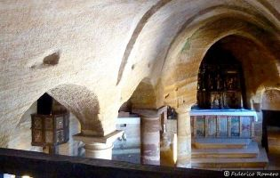 Iglesia de los Santos Justo y Pastor - Olleros de Pisuerga