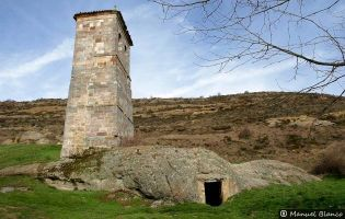 Torre vigía de Olleros