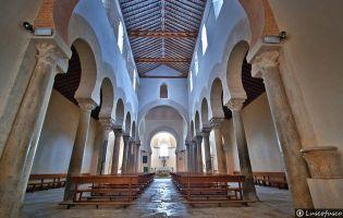 Iglesia mozárabe de San Cipriano - San Cebrián de Mazote