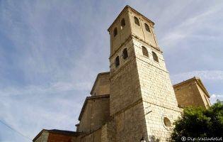 Iglesia de San Pedro - Valoria la Buena