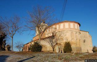 Iglesia de San Miguel Arcángel - Nava de Sotrobal