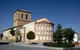 Iglesia de San Pedro y San Felipe - Villar de Gallimazo