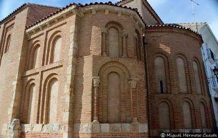 Ábside Iglesia de San Juan - Alba de Tormes