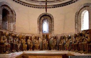Interior Iglesia de San Juan - Alba de Tormes