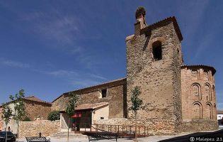 Iglesia de Santiago - Alba de Tormes
