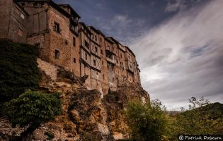 Casas colgadas Frías - Burgos