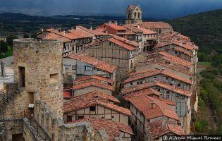 Pueblo con encanto en Burgos - Frías