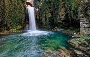 Cascadas en Frías - Tobera
