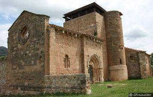 Iglesia de San Andrés - Soto de Bureba