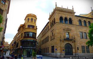 Palacio de Alonso Solís - Salamanca