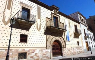 Palacio de Arias Corvelle - Salamanca