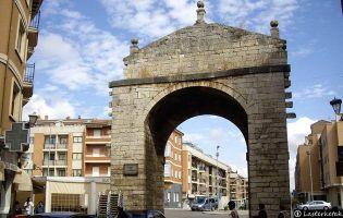 Puerta de la Corredera - Toro