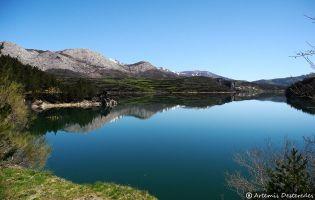 Ruta de los Pantanos en la Montaña Palentina