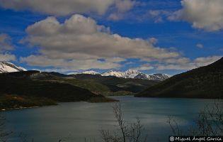 Embalses Montaña Palentina