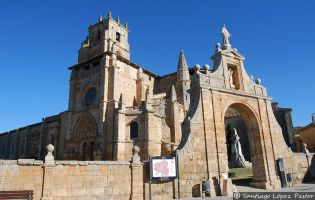 Santa María la Real - Sasamón