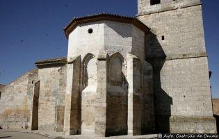 Iglesia Nuestra Señora de la Paz - Castrillo de Onielo
