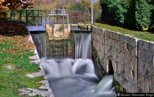 Esclusa Canal de Castilla