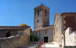 Iglesia de Santa María - Alba de Cerrato