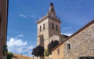 Iglesia de Santa Columba - Villamediana