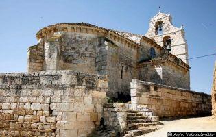 Iglesia de San Juan Bautista - Valdeolmillos