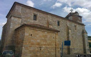 Iglesia de San Martín de Tours - Valbuena de Pisuerga